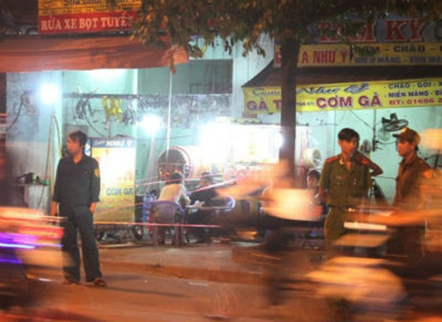 Hai thanh niên bị đâm chết sau khi va quệt giao thông