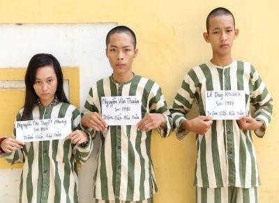 Bắt ba nghi can chuyên trộm xe máy bán sang Campuchia