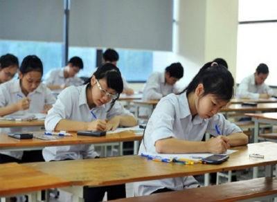 Đề thi ngữ văn lớp 12 đưa tỉnh Bình Thuận, Ninh Thuận thuộc miền Tây