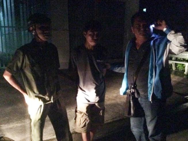 'Hiệp sĩ' truy tìm kẻ trộm điện thoại trong đêm