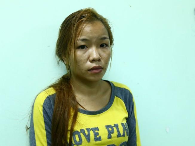 Bắt 1 phụ nữ trốn thi hành án tù hơn 7 năm