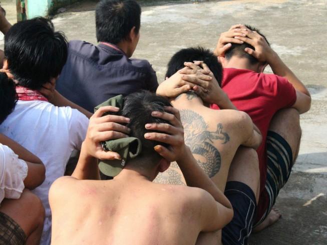 Xác định kẻ kích động gần 600 con nghiện phá trung tâm