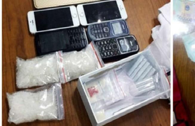 Đồng Nai phát hiện hơn 400 vụ việc về ma túy