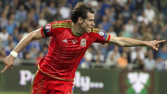 Xứ Wales quyết thắng trong trận gặp Nga
