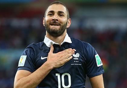 Sau scandal clip sex, LĐBĐ Pháp muốn Benzema trở lại đội tuyển