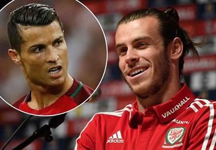 Gareth Bale: Ronaldo sẽ phải 'im lặng' cùng Bồ Đào Nha về nhà