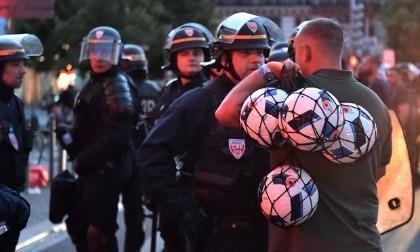 Pháp triển khai hơn 6.000 cảnh sát cho trận chung kết