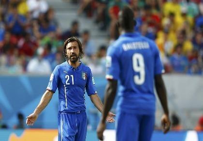 Pirlo: 'Tôi rất thất vọng với Mario Balotelli nhưng…'