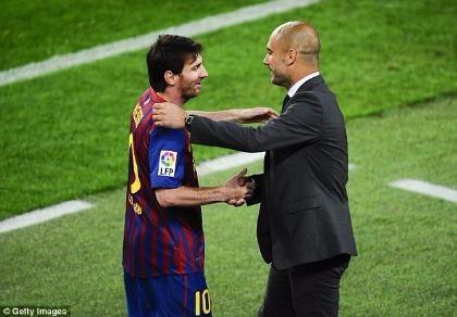 Pep Guardiola thừa nhận với fan nhí khó mang Messi về với 'Man xanh'