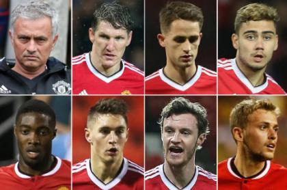 Jose Mourinho bắt đầu cuộc thanh trừng