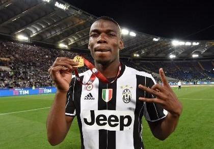 Pogba chính thức về MU với giá 112 triệu bảng