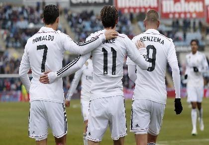 Cristiano, Bale, Benzema vắng mặt trong trận tranh siêu cúp?