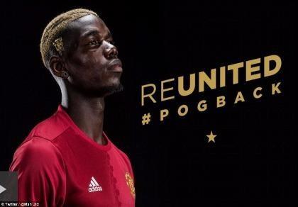 Paul Pogba: Về lại M.U để hoàn thành những gì còn dang dở