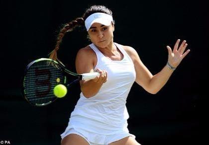 Nghi án tay vợt trẻ bị đầu độc tại giải Wimbledon