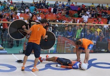 Thêm một tai nạn kinh hoàng ở Olympic Rio