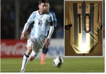 Messi trở lại đội tuyển Argentina