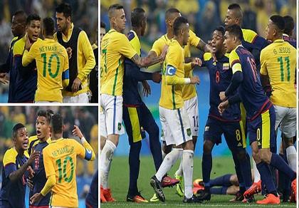 Neymar và trận thắng đầu tiên nhuốm màu bạo lực