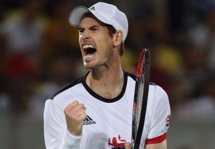 Andy Murray nghẹt thở bảo vệ chiếc HCV quần vợt đơn nam