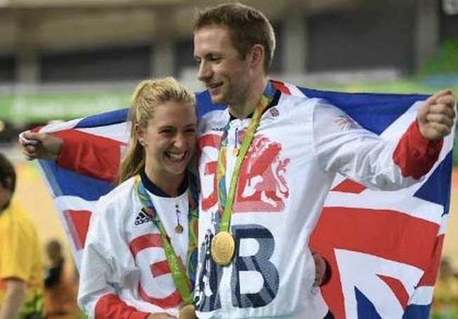 Chuyện tình đẹp của cặp đôi vàng tại Olympic Rio