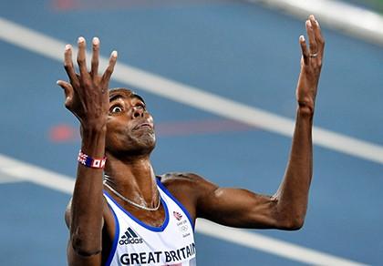 Mo Farah hoàn thành cú đúp HCV tại Olympic