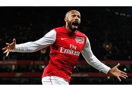 Thierry Henry làm trợ lý HLV đội tuyển Bỉ