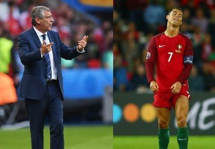 Cristiano Ronaldo không có tên trong danh sách tuyển Bồ Đào Nha