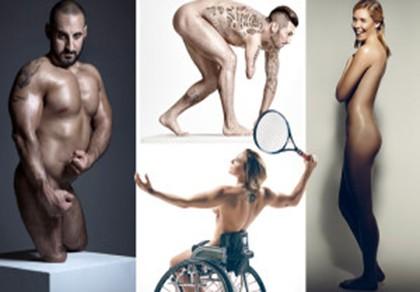 Những bức ảnh vượt lên số phận của VĐV khuyết tật dự Paralympic 2016