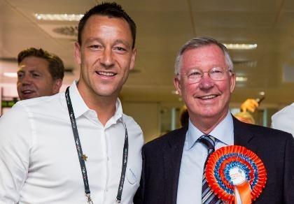 John Terry bất ngờ tiết lộ 'tấm chân tình' với Sir Alex Ferguson