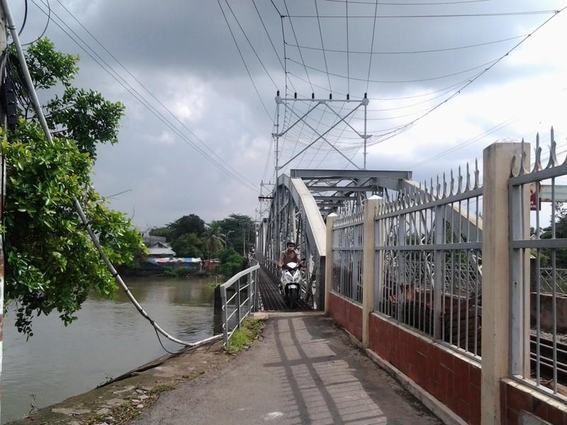 Chuyện chưa kể về cây cầu 'song sinh' với cầu Ghềnh - ảnh 2