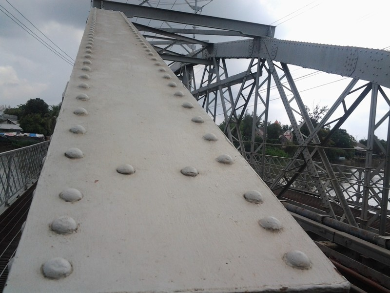Chuyện chưa kể về cây cầu 'song sinh' với cầu Ghềnh - ảnh 5