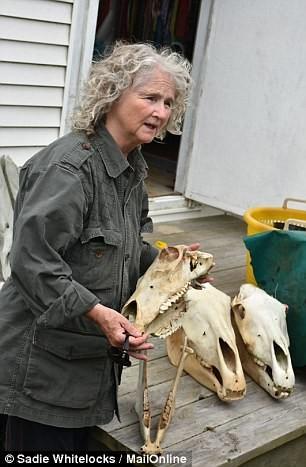 Cụ bà 40 năm sống như Robinson ngoài hoang đảo - ảnh 5