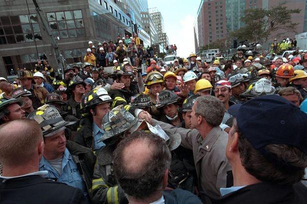 Ảnh hiếm vụ khủng bố kinh hoàng 11-9 - ảnh 6