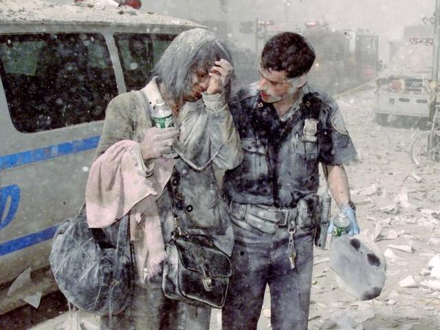 Ảnh hiếm vụ khủng bố kinh hoàng 11-9 - ảnh 10