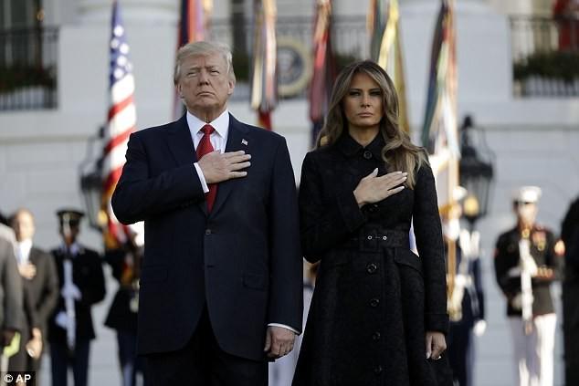 Ông Trump nói gì trong buổi tưởng niệm sự kiện 11-9 - ảnh 3