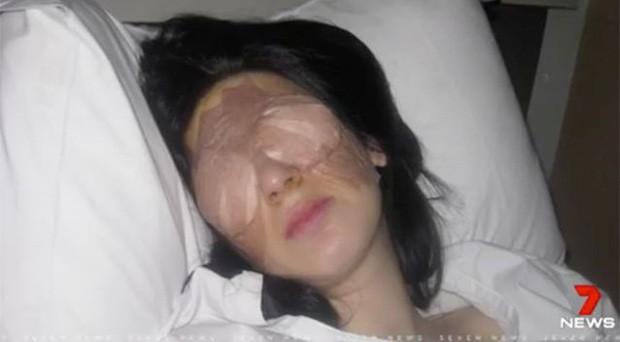 Cô gái với đôi mắt 3 ngày đóng, 3 ngày mở - ảnh 2