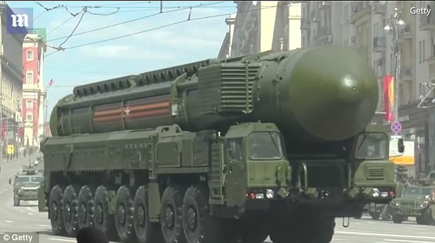 Nga thử tên lửa đủ sức mang 12 đầu đạn hạt nhân - ảnh 2