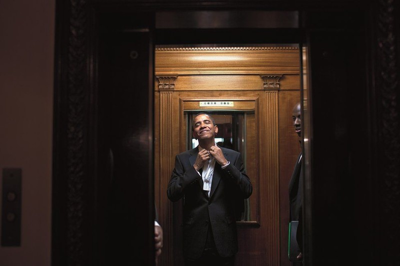 Ra mắt sách ảnh về cựu Tổng thống Obama - ảnh 4