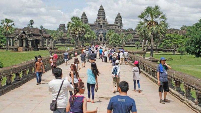Campuchia lời hơn 100 triệu USD nhờ Angkor Wat - ảnh 1