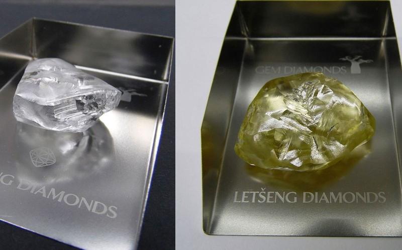 Tìm được 2 viên kim cương quý kích cỡ khủng - ảnh 1