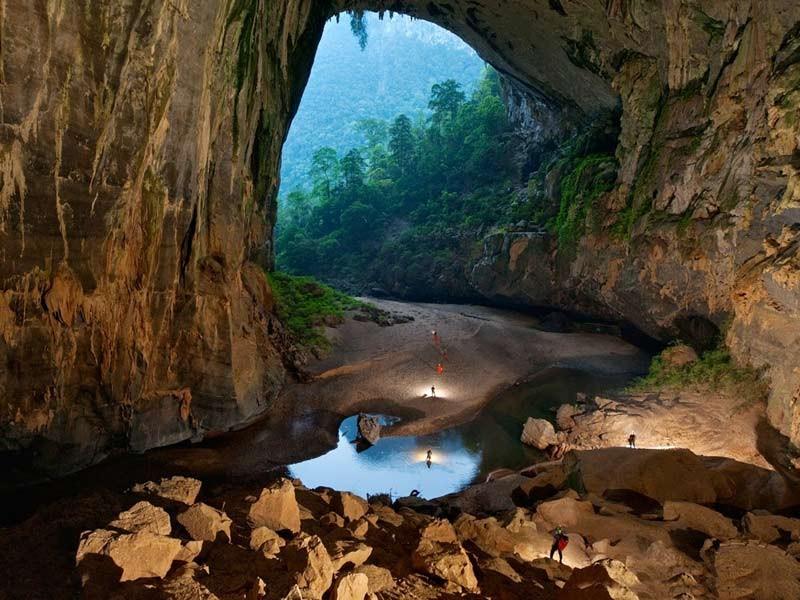 10 địa danh mới ở Việt Nam khiến du khách say đắm - ảnh 2
