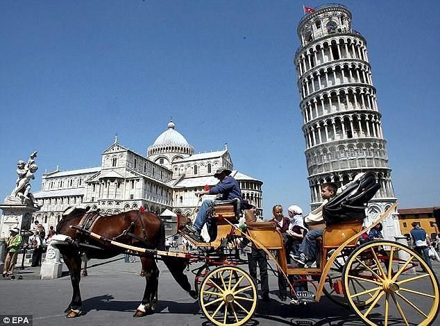 Vì sao tháp nghiêng Pisa không bị động đất đánh sập? - ảnh 2