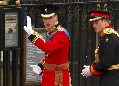 Tất tần tật về đám cưới Hoàng gia Anh - ảnh 3