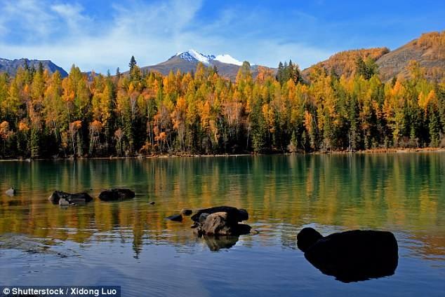 Trung Quốc cũng có thủy quái như ở hồ Loch Ness? - ảnh 1