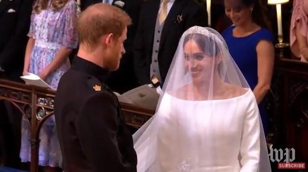 Những khoảnh khắc lộng lẫy trong đám cưới Hoàng gia Anh - ảnh 9