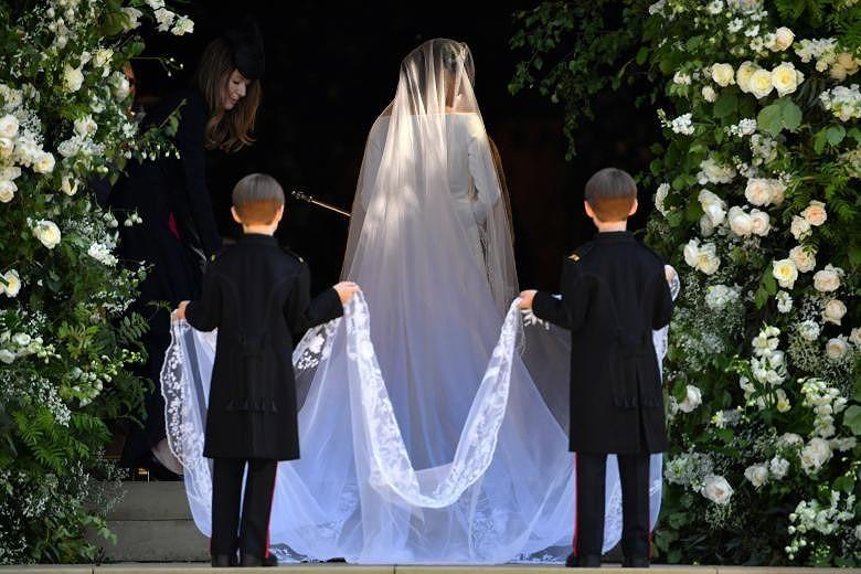 Những khoảnh khắc lộng lẫy trong đám cưới Hoàng gia Anh - ảnh 7