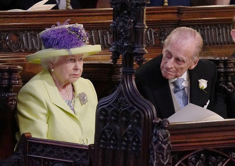 Những khoảnh khắc lộng lẫy trong đám cưới Hoàng gia Anh - ảnh 5