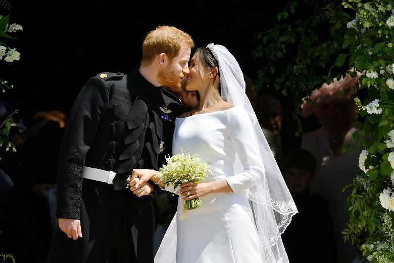 Những khoảnh khắc lộng lẫy trong đám cưới Hoàng gia Anh - ảnh 16