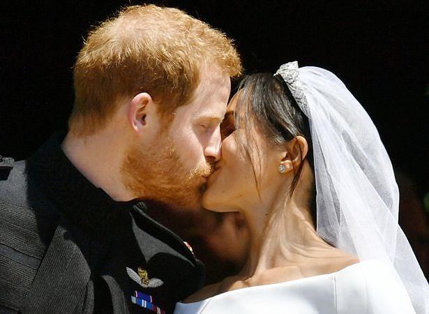 Những khoảnh khắc lộng lẫy trong đám cưới Hoàng gia Anh - ảnh 17