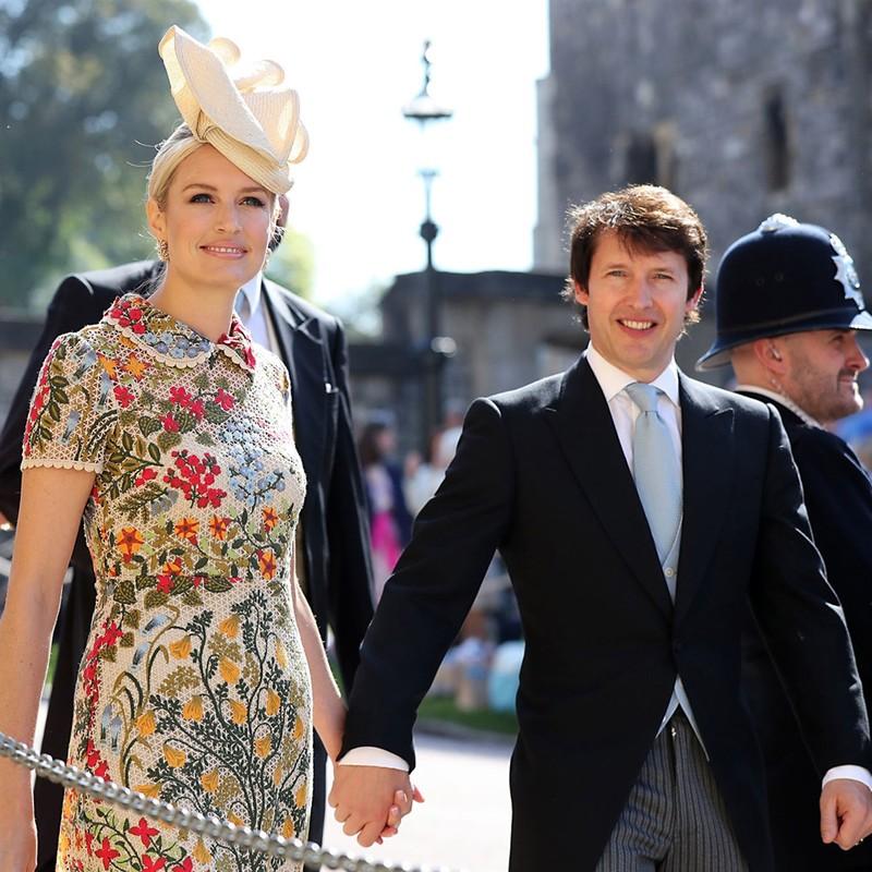 Những ngôi sao nổi tiếng nào có mặt tại đám cưới Hoàng gia - ảnh 4