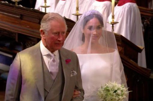 Những khoảnh khắc lộng lẫy trong đám cưới Hoàng gia Anh - ảnh 8